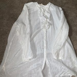 Dnky white blouse